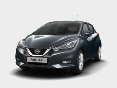Nissan New Micra